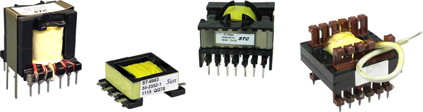 Banner Photo of High Frequency Transformers
