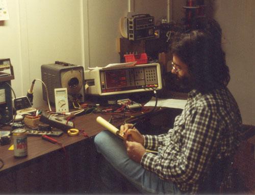 Transformer Design Engineer at Work