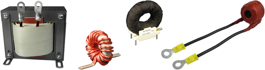 Photo of Inductors and Chokes
