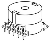 Magnetics Terms - Through-Hole Transformer
